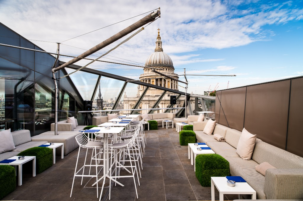 Make Events | Events Company Manchester | Rooftop Bar