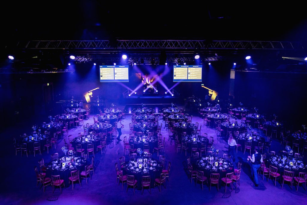 Make Events | Events Company Manchester | Room and stage