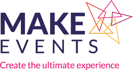 Make Events | Events Company Manchester | Make Events Logo