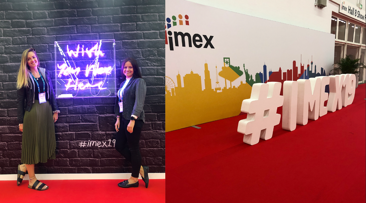 Make Events | Events Company Manchester | IMEX