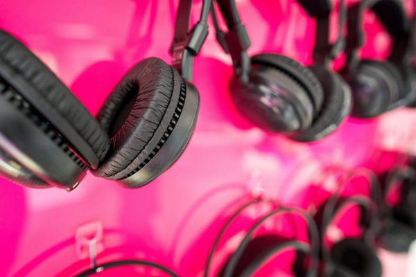 Make Events | Events Company Manchester | Headphones