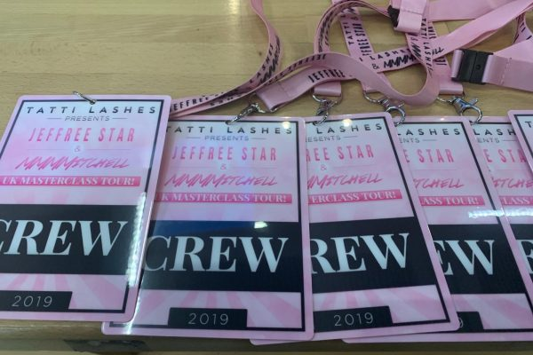 Make Events | Events Company Manchester | Crew Passes