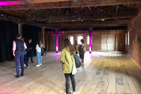 Make Events | Events Company Manchester | Warehouse Interior