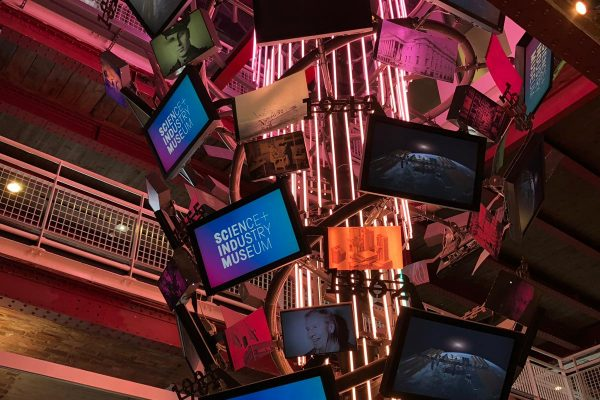 Make Events | Events Company Manchester | Science and Industry Museum Screens