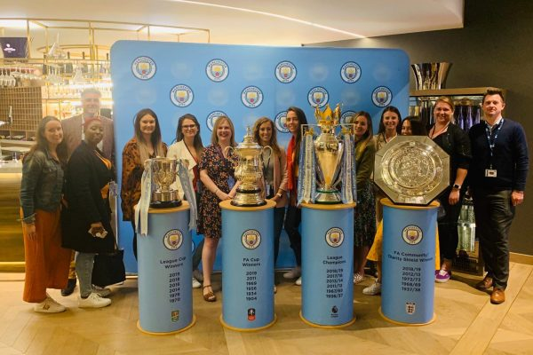 Make Events | Events Company Manchester | Team at Manchester City