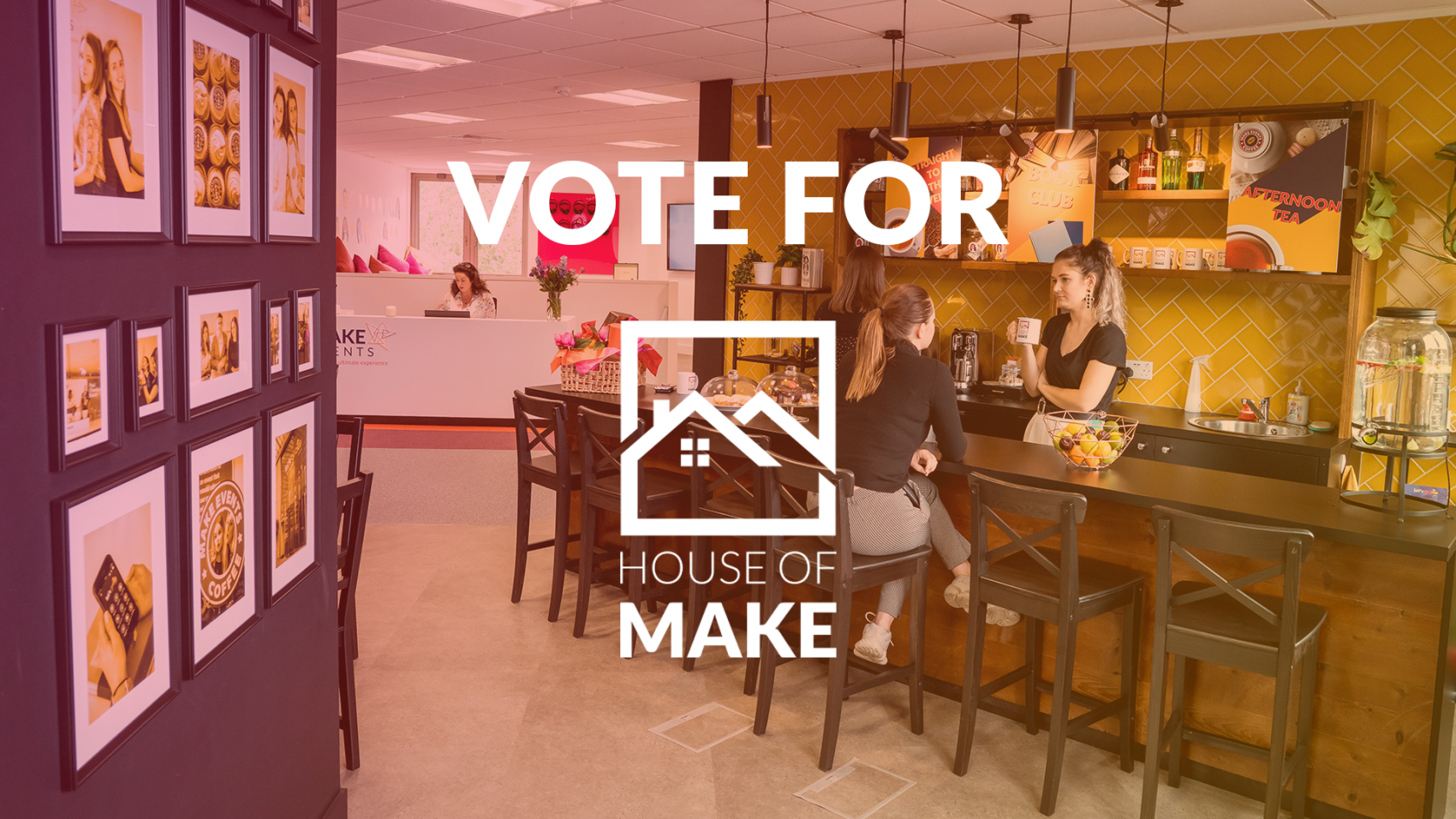 Make Events | Events Company Manchester | Vote for HoM