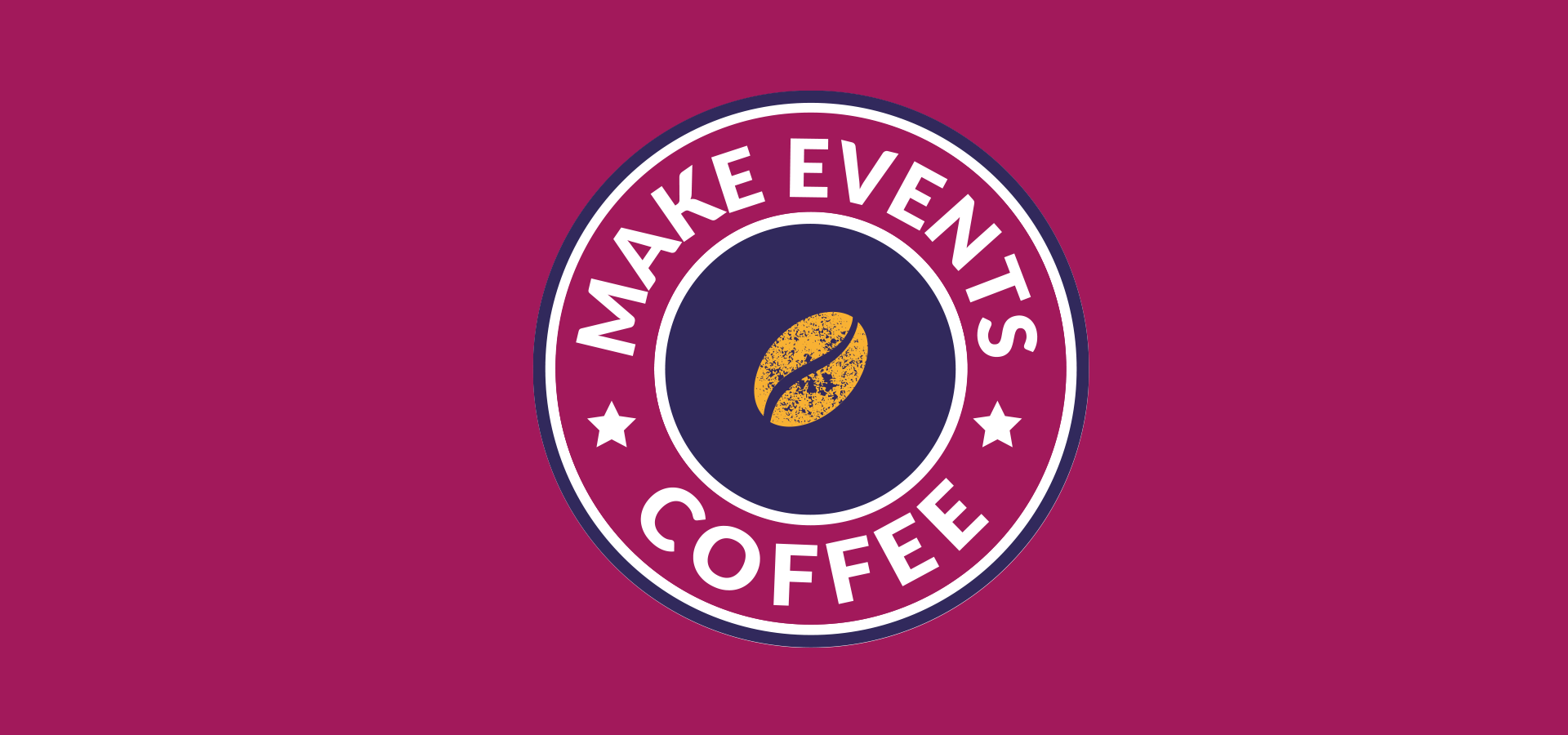 Make Events | Events Company Manchester | Make Events coffee logo