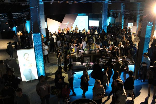 Make Events | Events Company Manchester | My Protein event
