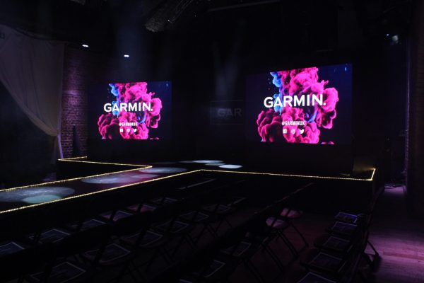 Make Events | Events Company Manchester | Garmin stage set