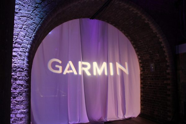 Make Events | Events Company Manchester | Garmin draping