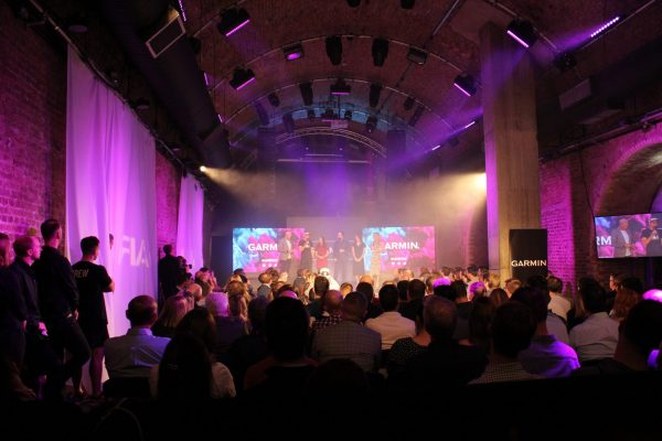 Make Events | Events Company Manchester | Full room at Garmin event