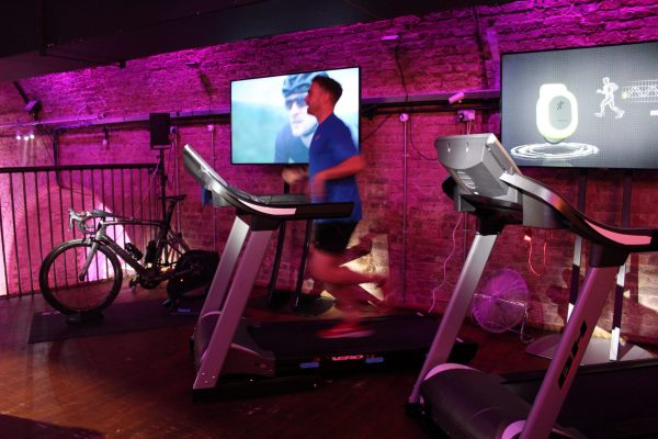 Make Events | Events Company Manchester | Running machine