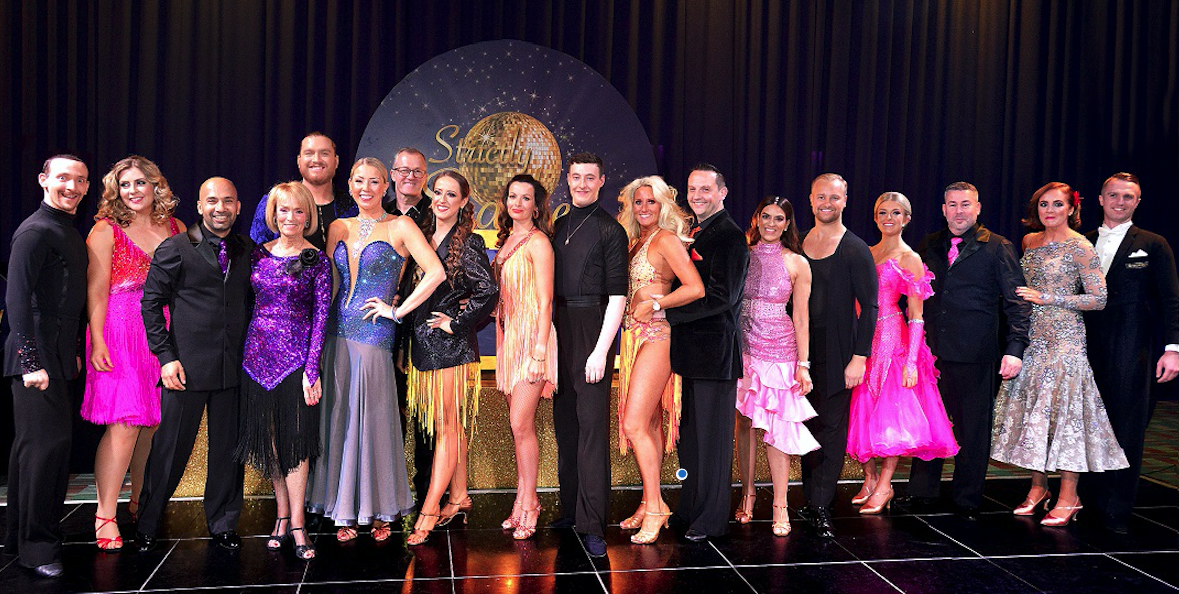 Make Events | Events Company Manchester | Strictly sparkle and Seashell Trust lineup