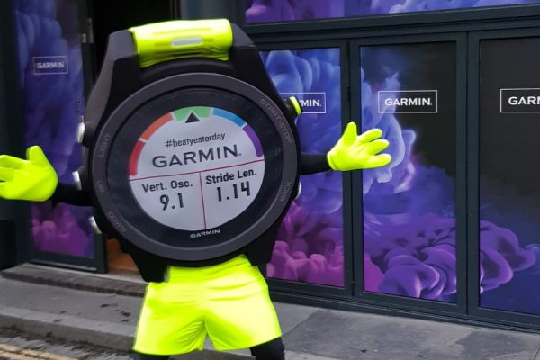 Make Events | Events Company Manchester | Garmin Wearable Tech