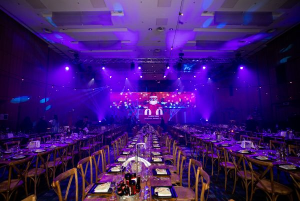 Make Events | Events Company Manchester | Puma event room