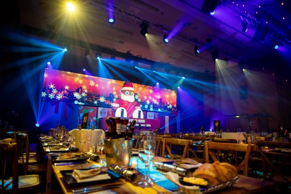 Make Events | Events Company Manchester | Event room for Puma