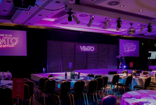 Make Events | Events Company Manchester | Vimto Conference