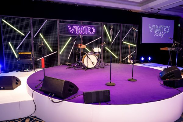 Make Events   Events Company Manchester   Band Set