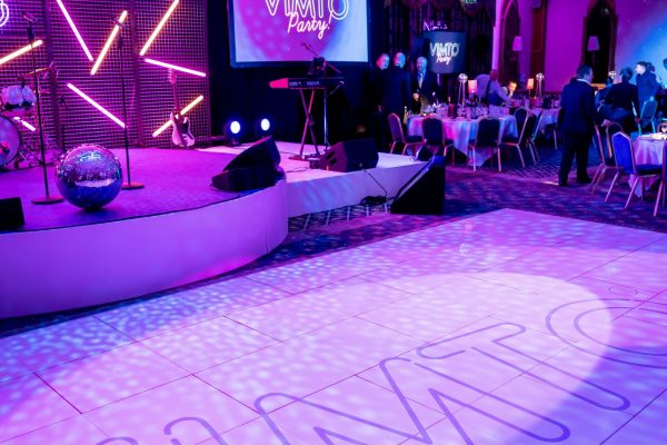 Make Events | Events Company Manchester | Dance Floor