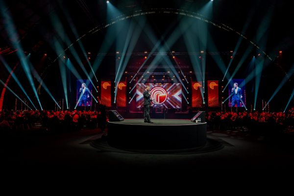 Make Events | Events Company Manchester | Dermot O'Leary