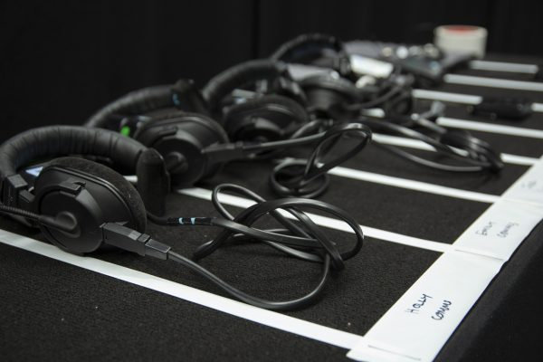 Make Events | Corporate and Virtual Events Company Manchester | Headphones