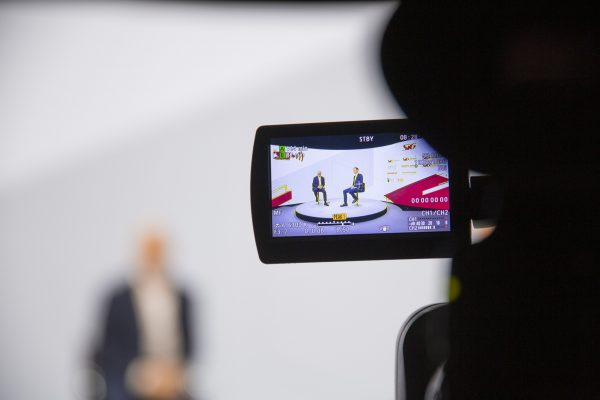 Make Events | Corporate and Virtual Events Company Manchester | Camera