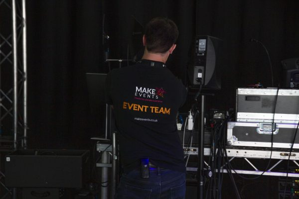 Make Events | Corporate and Virtual Events Company Manchester | Make Events Team member