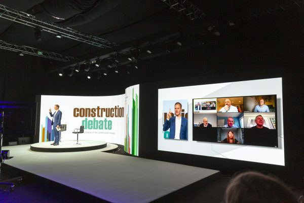 Make Events | Corporate and Virtual Events Company Manchester | Virtual Conference Screen