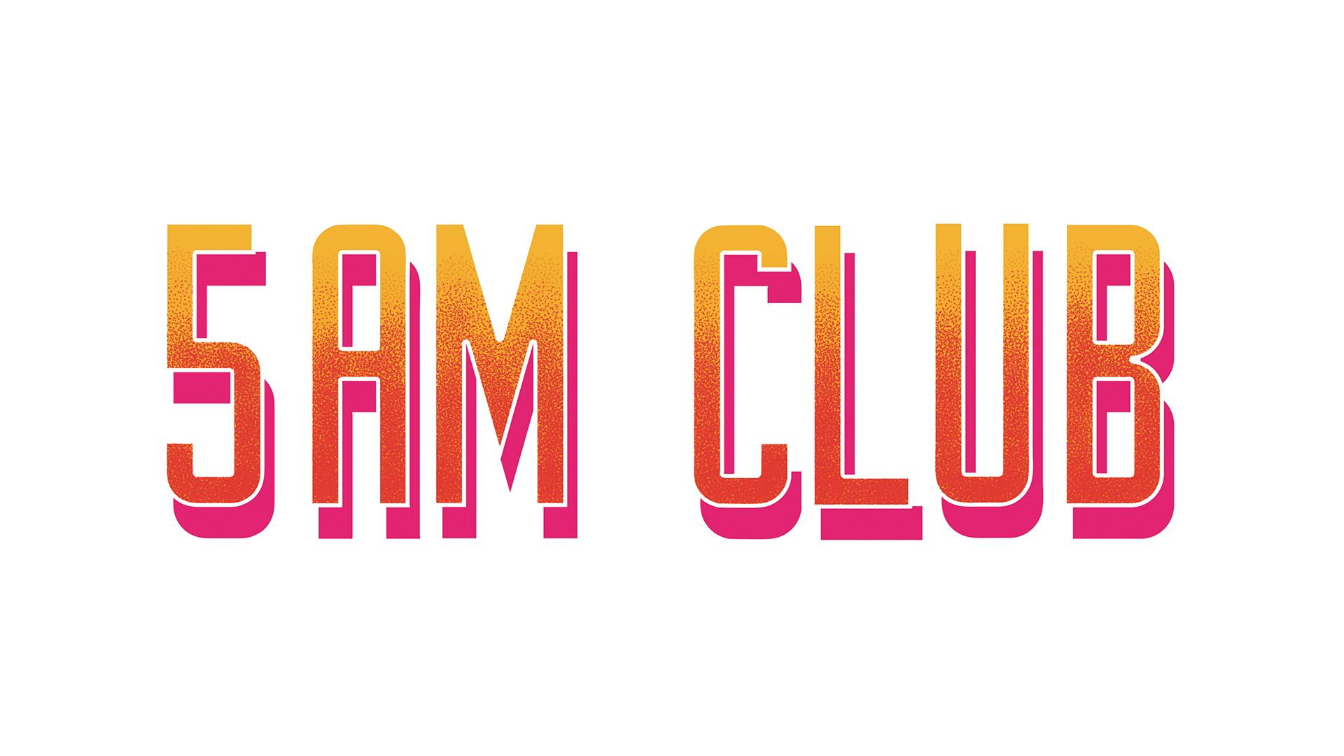 Make Events | Corporate and Virtual Events Company Manchester | 5 am club logo