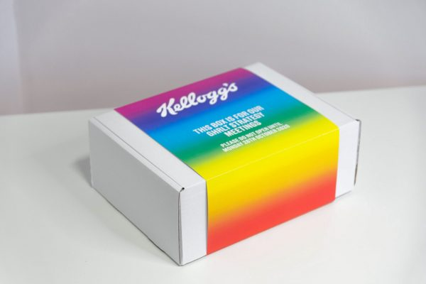 Make Events | Corporate and Virtual Events Company Manchester | Kellog's Conference Box