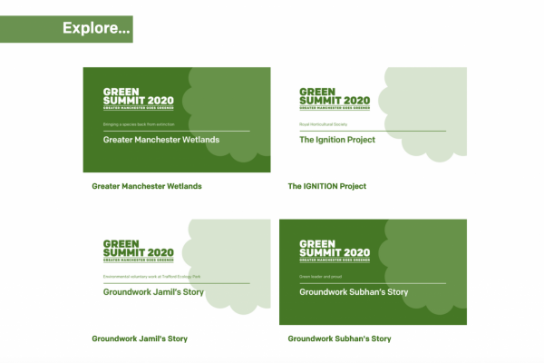 Make Events   Corporate and Virtual Events Company Manchester   Green Summit