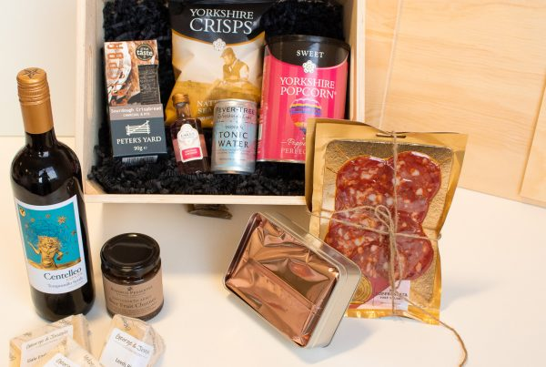 Make Events | Corporate and Virtual Events Company Manchester | Charcuterie Box