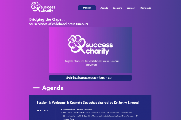 Make Events   Corporate and Virtual Events Company Manchester   Agenda screenshot