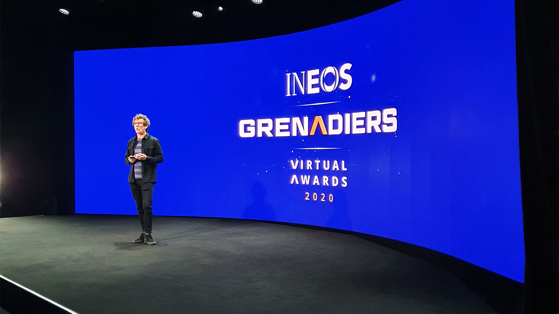 Make Events | Brand Management, Corporate and Virtual Events Company | INOS Grenadiers event