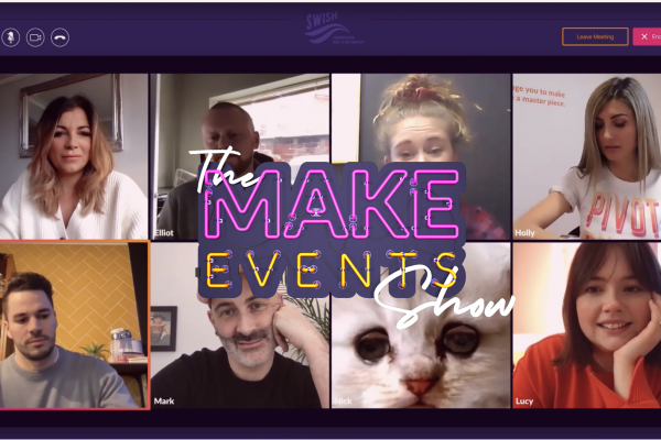Make Events | Brand Management, Corporate and Virtual Events Company | Teaser graphic