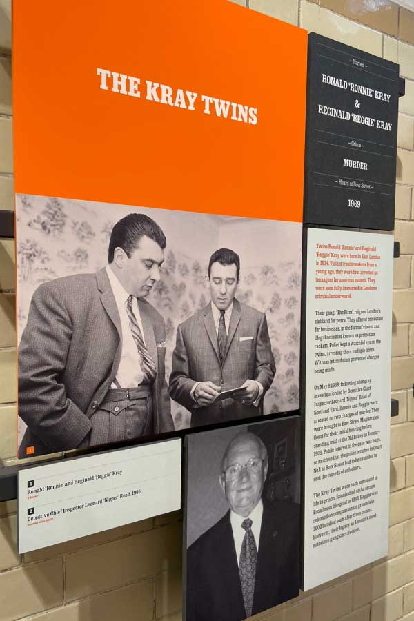 Make Events | Brand Management, Corporate and Virtual Events Company | Picture of the Krays