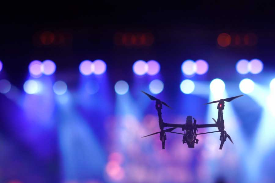 Make Events | Brand Management, Corporate and Virtual Events Company | Drone