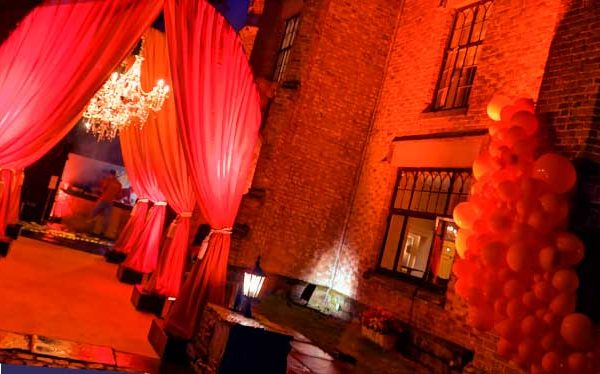 Make Events   Brand Management, Corporate and Virtual Events Company   Red carpet entrance